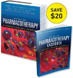 Book Cover Casebook of Pharmacotherapy & Pharmacotherapy: A Pathophysiologic Approach 8/E Value Pack