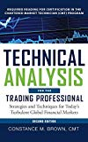 Book Cover Technical Analysis for the Trading Professional, Second Edition: Strategies and Techniques for Today's Turbulent Global Financial Markets