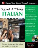 Book Cover Read and Think Italian with Audio CD (Read & Think)