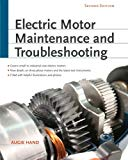 Book Cover Electric Motor Maintenance and Troubleshooting, 2nd Edition
