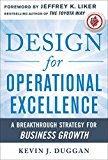 Book Cover Design for Operational Excellence: A Breakthrough Strategy for Business Growth