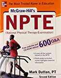 Book Cover McGraw-Hills NPTE National Physical Therapy Exam, Second Edition