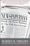 Book Cover Newspaperman: Inside the News Business at The Wall Street Journal