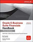 Book Cover Oracle E-Business Suite Financials Handbook 3/E (Oracle Press)