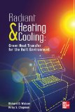 Book Cover Radiant Heating and Cooling Green Heat Transfer for the Built Environment