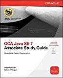 Book Cover OCA Java SE 7 Programmer I Study Guide (Exam 1Z0-803)