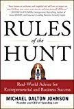 Book Cover Rules of the Hunt: Real-World Advice for Entrepreneurial and Business Success