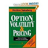 Book Cover Option Volatility & Pricing: Advanced Trading Strategies and Techniques