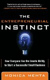 Book Cover The Entrepreneurial Instinct: How Everyone Has the Innate Ability to Start a Successful Small Business