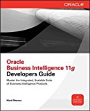 Book Cover Oracle Business Intelligence 11g Developers Guide