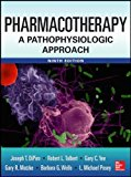 Book Cover Pharmacotherapy A Pathophysiologic Approach 9/E