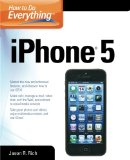 Book Cover How to Do Everything: iPhone 5