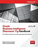 Book Cover Oracle Business Intelligence Discoverer 11g Handbook