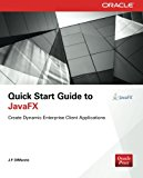 Book Cover Quick Start Guide to JavaFX