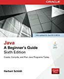Book Cover Java: A Beginner's Guide, Sixth Edition