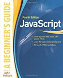 Book Cover JavaScript: A Beginner's Guide, Fourth Edition