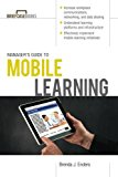 Book Cover Manager's Guide to Mobile Learning (Briefcase Books Series)