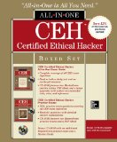 Book Cover CEH Certified Ethical Hacker Boxed Set (All-in-One)