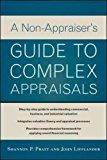 Book Cover Analyzing Complex Appraisals for Business Professionals