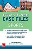 Book Cover Physical Therapy Case Files, Sports (LANGE Case Files)