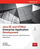 Book Cover Java EE and HTML5 Enterprise Application Development (Oracle Press)