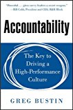Book Cover Accountability: The Key to Driving a High-Performance Culture (Business Books)
