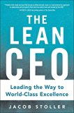 Book Cover The Lean CEO: Leading the Way to World-Class Excellence (Business Books)