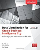 Book Cover Data Visualization for Oracle Business Intelligence 11g