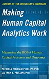 Book Cover Making Human Capital Analytics Work: Measuring the ROI of Human Capital Processes and Outcomes (Business Books)