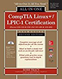 Book Cover CompTIA Linux+/LPIC-1 Certification All-in-One Exam Guide, Second Edition (Exams LX0-103 & LX0-104/101-400 & 102-400)
