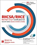 Book Cover RHCSA/RHCE Red Hat Linux Certification Study Guide, Seventh Edition (Exams EX200 & EX300)