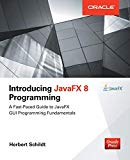 Book Cover Introducing JavaFX 8 Programming (Oracle Press)