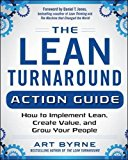 Book Cover The Lean Turnaround Fieldbook: Practical Tools and Techniques for Implementing Lean Throughout Your Company