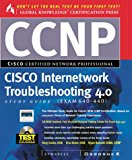 Book Cover Ccnp Cisco Internetwork Troubleshooting Study Guide 4.0 Study Guide, Exam 640-440