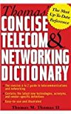 Book Cover Thomas' Telecom & Networking Dictionary
