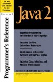 Book Cover Java 2 Programmer's Reference