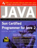 Book Cover Sun Certified Programmer for Java 2 Study Guide (Exam 310-025) (Book/CD-ROM package)