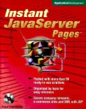 Book Cover Instant JavaServer Pages (Book/CD-ROM Package)