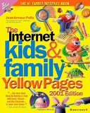 Book Cover Internet Kids & Family Yellow Pages, 2001 Edition