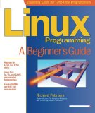 Book Cover Linux Programming: A Beginner's Guide (Beginner's Guide  (Osborne Mcgraw Hill))