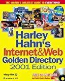 Book Cover Harley Hahn's Internet and Web Golden Directory, 2001 Edition