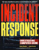 Book Cover Incident Response: Investigating Computer Crime