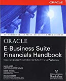 Book Cover Oracle E-Business Suite Financials Handbook (Osborne ORACLE Press Series)