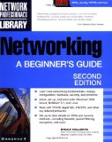 Book Cover Networking: A Beginner's Guide (Network Professional's Library)