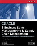 Book Cover Oracle E-Business Suite Manufacturing & Supply Chain Management