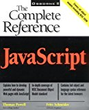 Book Cover JavaScript: The Complete Reference