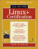 Book Cover Linux+ All-in-One Exam Guide