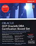 Book Cover OCP Oracle9i DBA Certification Boxed Set
