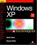 Book Cover Windows XP Tips & Techniques