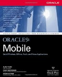Book Cover Oracle9i Mobile